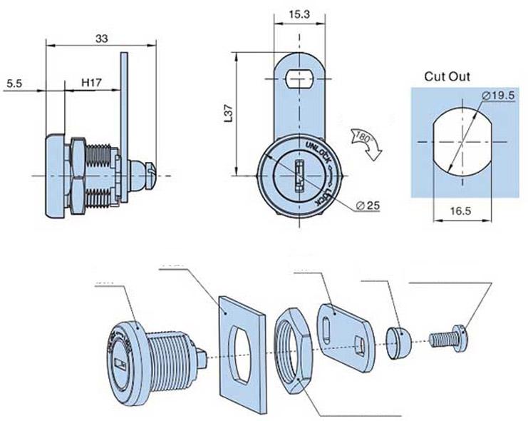 MS438-d