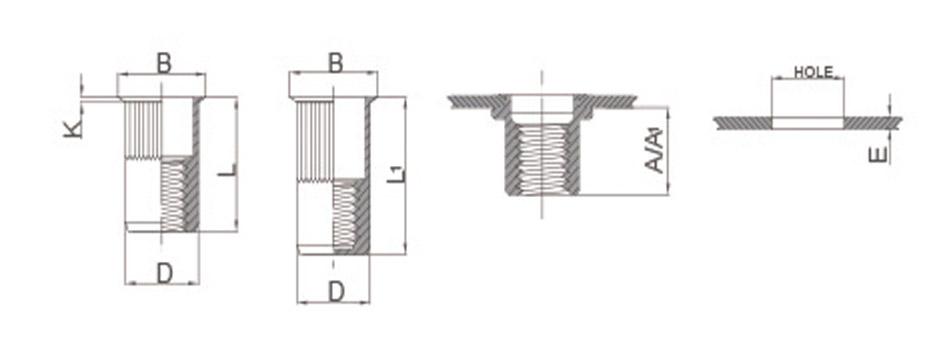 reduce-head-knurled-imperial-body-steel-ukd