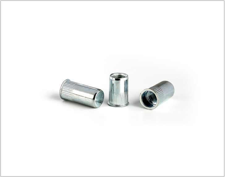 Reduce head knurled imperial body steel-UK